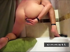 kink;adult-toys;anal;ass;pegging;strapon;dildo;toys;anal-slut;kinky;extreme-anal;rosebud;submissive;sex-slave;slut,Solo Male;Gay slutting out my...