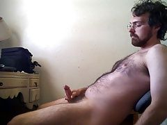 Amateur (Gay);Bears (Gay);Handjobs (Gay);Men (Gay);HD Gays Side View