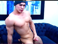 big-cock;crooked-dick;hunk;handsome-guy;muscle;perfect-body;pircing;tattoed;big-ass;sexy-dance-strip-hd;webcam;cam;show;homem-lindo;foreskin,Muscle;Solo Male;Big Dick;Gay;Handjob;Uncut;Webcam;Compilation;Tattooed Men hot sexy dance latin