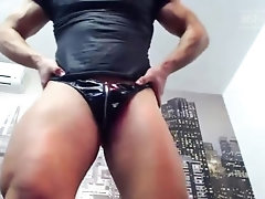 rubber;rubber-doll;brs;latex;dance;gays;muscle-man;muscle-hunk;pumped-cock;hairy-chest;biceps;horny;big-cock,Muscle;Solo Male;Big Dick;Gay;Hunks;Amateur;Uncut;Jock;Feet Dance and STRIPP...