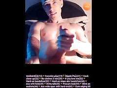 chaturbate;handsome-guy,Solo Male;Gay Guy jerking off...