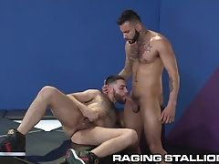 ragingstallion;hairy;jock;muscular;muscles;anal;ass-fuck;anal-sex;ass-fucking;buttfucking;tattoos;spanish;latino;hunk;stud,Muscle;Gay;Hunks RagingStallion...