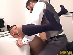 menatplay;executive;suit;suit-sex;european;hunk;muscle;classy;office;anal;suit-and-tie;work;blowjob;men-in-suits;masturbation;rimming,Latino;Muscle;Blowjob;Big Dick;Gay;Hunks;Reality;Rough Sex MENATPLAY Latino...