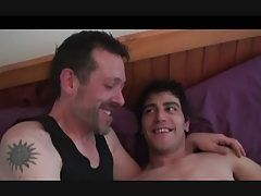Gay Porn (Gay);Men (Gay);First his first daddy -...