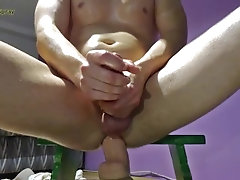 big-cock;cock-riding;sissy;sissy-training;prostate-massage;prostate-milking;prostate-orgasm;huge-cumshot;twink-riding-cock;huge-veiny-cock;hands-free-orgasm;hot-guy;prostate-cumshot;anal-pov;amateur-anal;oil-fetish,Bareback;Twink;Solo Male;Big Dick;G Edging and cock...