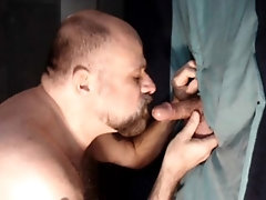 big-cock;glory-hole;anonymous;black;grindr-hookup;amatuer;hung;cum;suck-dick;bald;daddy;facial;cock-sucker;bbc;gay;straight-guy,Black;Daddy;Blowjob;Big Dick;Gay;Straight Guys;Amateur;Mature;Verified Amateurs GH#14 19 year old...