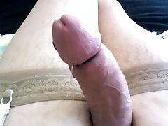 Crossdressers (Gay);Men (Gay);HD Gays crossdresser cum