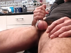 masturbate;kink;cbt,Solo Male;Gay Shaking my heavy...