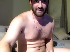 solo;jerking;off,Solo Male;Gay;Bear;Straight Guys;Amateur;Cumshot Cute bear jerks...