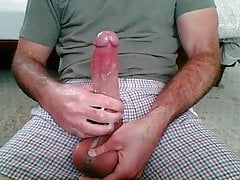 Amateur (Gay) Huge balls and...