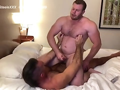facial;hairy;bodybuilder;cumshot;steele;silver;muscle;bareback,Bareback;Muscle;Blowjob;Big Dick;Gay;Bear;Cumshot Silver Steele...