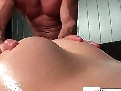 Massage,Gay,Muscle,Gay,Hunk,Massage,Muscle,Oiled,muscled Scottie gets...
