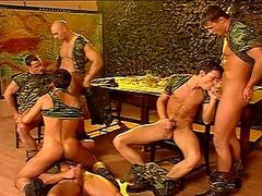 Uniform,Military,Gay,Gay,Military,Uniform,army Hot cum splashing...