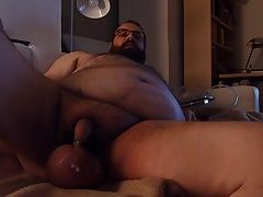 Men (Gay) wank big balls