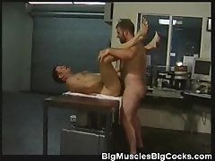 bigmusclesbigcocks;office;gay;men;muscle;bareback;ass-fucking;body-builders;cumshot,Bareback;Muscle;Gay Office Ass...