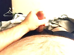 cum;masturbation;bed;laying-down;boxer-briefs;fast-cum;weak-cumshot;left-handed;cum-onto-belly;lubed;fast-jerk;quick-jerk;quick-cum;moaning-cum;just-woke-up;morning-wood,Solo Male;Gay;Bear;Amateur;Handjob;Cumshot;POV;Chubby;Verified Amateurs Super Quick...