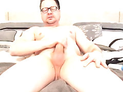 ass-play;jacking-off;cum-shot;big-dick,Muscle;Solo Male;Gay;Verified Amateurs Bad Boy Collin...