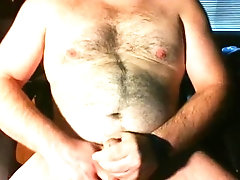 chub;bear;furry;jerkoff;cum,Solo Male;Gay;Bear;Amateur;Cumshot;Chubby Horny on a cold...