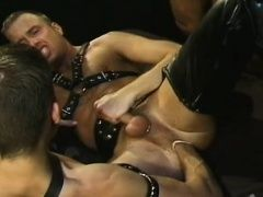 Fetish (Gay),Fisting (Gay),Gays (Gay),Twinks (Gay) Double fist anal...
