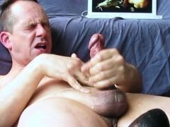 Amateur (Gay),Daddies (Gay),Gays (Gay),Masturbation (Gay) Cum Collection