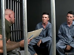 menover30;big-cock;prisoners;jail;probation-officer;threesome;double-blowjob;ass-eating;bareback-threesome;bareback;raw-fuck;muscle-bareback;spit-roast;face-fuck;michael-staxx;jacob-staxx,Bareback;Muscle;Blowjob;Big Dick;Pornstar;Group;Gay;Hunks;Real Desperate...