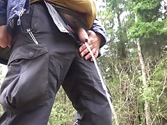 pee;piss;peeing;pissing;forest;pissing-outdoor;woods-piss;public-pee;public-piss;male-pee;male-piss;male-public-piss;public;outside,Daddy;Fetish;Solo Male;Gay;Straight Guys;Public;Uncut;Chubby;Verified Amateurs Pee in the forest...