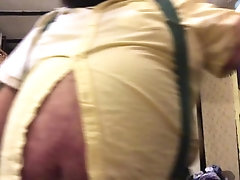 fat;pipe;bear;belly;beer;burp;kink,Solo Male;Gay beer belly bear clip