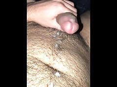 cumshot;jerking-off;masturbation;big-dick;homemade;amateur;hairy;daddy,Daddy;Latino;Solo Male;Big Dick;Gay;Amateur;Cumshot;Tattooed Men Jerking a big...