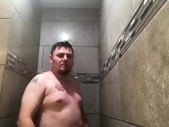 shower;small-dick,Latino;Solo Male;Gay;Reality;Amateur;Chubby;Tattooed Men;Verified Amateurs Just taking a...