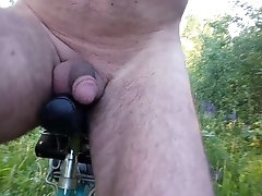 peeing;pee;piss;pissing-in-public;exhib;exhibitionist;public-flash;naked-walk;nudist;nude-in-public;bicycle;risky-public;freeballing;outdoor;big-cock;public,Solo Male;Big Dick;Gay;Public Peeing from the...