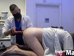 toys;ass-play;dildo;anal-toys;ass-destroy;dildos;dildo-fuck;doctor;rubber-gloves;mask;patient;surgical;surgical-gloves;master;dilf;daddy,Daddy;Fetish;Gay;Mature;Verified Amateurs Doctor English...