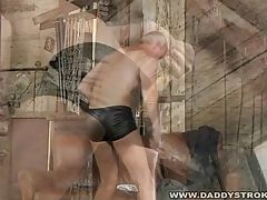 BDSM (Gay);Big Cocks (Gay);Daddies (Gay);Masturbation (Gay);Men (Gay) Hung Daddy Loves...