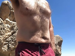 outdoors;hairy-chest;pov-gay;gay-joi;jerk-off-instruction;gay-humiliation;verbal-humiliation;hairy-chest-worship;bear;sunbathing;male-domination;alpha-male;dirty-talking;mean;insulting;gay-cei,Fetish;Solo Male;Gay;Bear;Amateur;POV;Chubby Sunbathe Hairy...