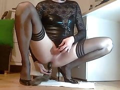 Amateur (Gay);Crossdresser (Gay);Handjob (Gay);Sex Toy (Gay);Webcam (Gay);Anal (Gay);Skinny (Gay);German (Gay) Nylon slut