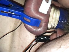 BDSM (Gay);Fat (Gay);Masturbation (Gay);Sex Toy (Gay);Small Cock (Gay);HD Videos Estim Cum