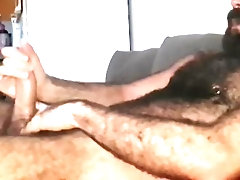 hairy;bearded;cum;load;xxl;pig,Solo Male;Gay;Amateur;Handjob;Cumshot;Verified Amateurs Hairy bearded xxl...