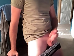 masturbation;solo;male-moaning;skinny;cum;orgasm;guy;twink,Solo Male;Gay My First Video
