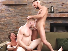 iconmale;porhub;pornohub;mgvideos;cum-on-ass;gagging;reverse-riding;hairy-chest;deepthroat;blonde-guy;doggystyle;raw;hard-pounding;missionary;muscular-hunks;icon-male,Bareback;Muscle;Blowjob;Pornstar;Gay;Hunks,Logan Stevens;Skyy Knox Icon Male -...