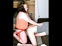 girlfriend;pegging;cheating;bi;gay;sex;dildo;homemade;anal;strapon;real,Babe;Big Dick;Big Tits;Bondage;Toys;MILF;Anal;Bisexual Male;Babysitter;Vertical Video Cheating...
