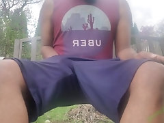 outside-smoking;pissing;outside-pissing;pissing-at-the-park;ganja-weed;jamaica;gay-jamaican;black-gay-jock;big-black-cock;park-bench;chilling-outside;jerking-high;getting-lit;light-skin-gay-boy;huge-black-cock;honry-black-man,Fetish;Solo Male;Big Dic Gay Jamaican sex...