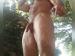 outdoor-amateur;outdoor;solo;solo-male;solo-male-dirty-talk;solo-male-moaning;solo-male-cumshot;jerking-off;muscle-daddy;man-ass;nude-posing;bodybuilder;big-dick;hd-cumshot,Muscle;Fetish;Solo Male;Gay;Hunks;Straight Guys;Handjob;Jock;Cumshot Hot Ripped...